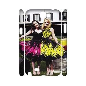 I-Cu-Le Broke Girls Customized Hard 3D Case For Samsung Galaxy Note 2 N7100