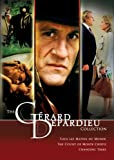 The Gerard Depardieu Collection (Tous Les Matins du Monde / The Count of Monte Cristo / Changing Times)