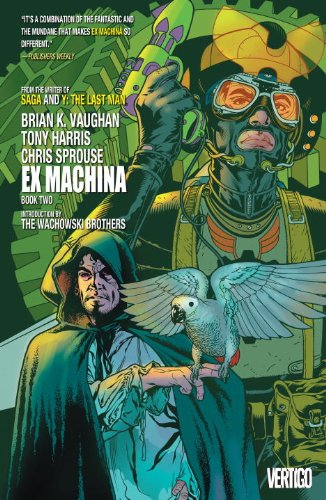 Ex Machina Book Two