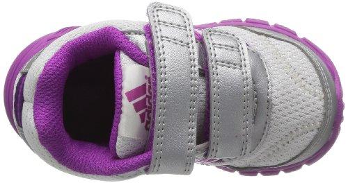 adidas Performance A-Faito Lt Cf I/D65999 D65999 Unisex - Kinder Sportschuhe - Running Weiß (RUNNING WHITE FTW / VIVID BERRY S14 / TRIBE PURPLE S14)