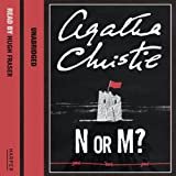Front cover for the book N or M? by Agatha Christie