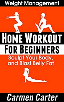 Home Workout Beginners Sculpt Blast ebook product image