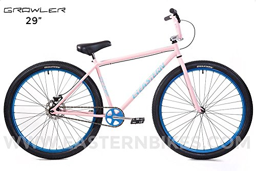 "EASTERN GROWLER 29"" BIKE 2017 BICYCLE GLOSS LIGHT PINK"