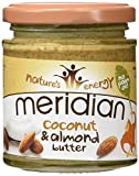 Meridian Coconut & Almond Butter [170g] (Pack of 3)