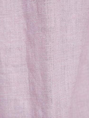 (アバハウス) ABAHOUSE トップス 【展開店舗限定】リネンイタリアンカラー7分袖シャツ メンズ