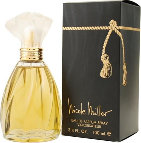 Nicole Miller By Nicole Miller For Women. Eau De Parfum Spray 3.4 Ounces