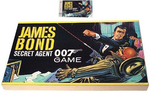 007 board game - 2