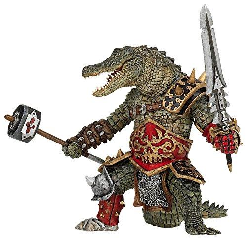 Papo Fantasy World Figure, Crocodile Mutant ()