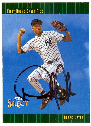 Derek-Jeter-Signed-1992-Score-Select-Rookie-Card-360-New-York-Yankees-JSA-Certified
