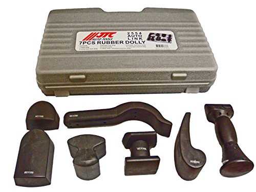 7PCS RUBBER DOLLY BY JTC 2554 by JTC Tools (Image #2)