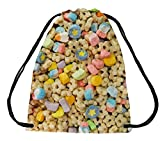 gummy bear cereal - Sweetz-A-Riffic Candy Themed Sling Bag (Marshmallow Cereal)