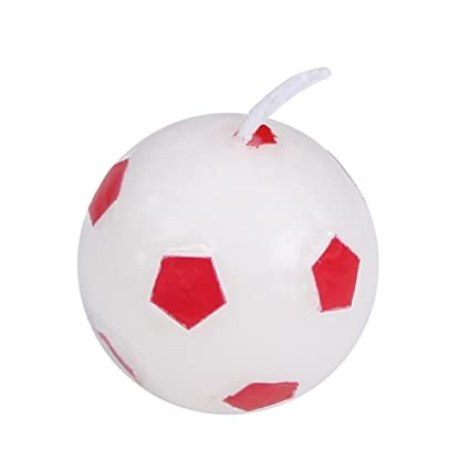 Soccer And Baseball Birthday Candles Bulk Round Ball Cute Cake Decorations Supplies For