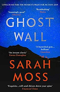 Ghost Wall by Sarah Moss science fiction and fantasy book and audiobook reviews