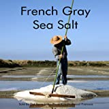 "The Spice Lab French Gray Coarse Sea Salt - "" Sel Gris De Guérande "" - Nutrient and Mineral Fortified for Health - Premium Gourmet Brand - 1 Pound Bag"