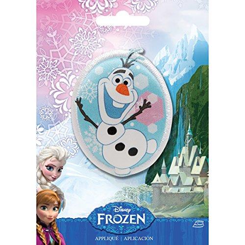 Simplicity 1931101001 Disney Frozen Olaf Applique (Snowflake Tote)