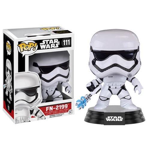 Star Wars: The Force Awakens FN-2199 TrooperPop! Vinyl Figure