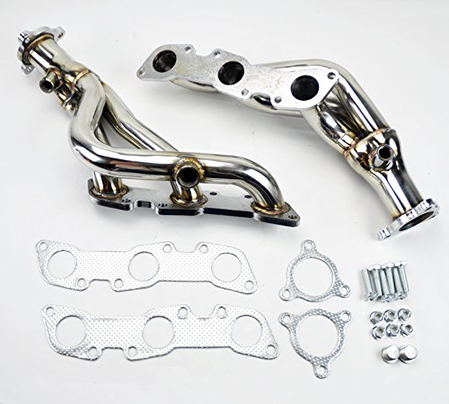 Performance Exhaust Manifold Headers Fits Nissan Frontier Pathfinder 98-04 V6 (Performance Manifold)
