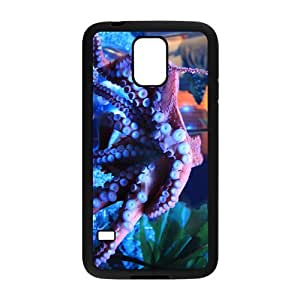 Octopus In Water Hight Quality Plastic Case for Samsung Galaxy S5