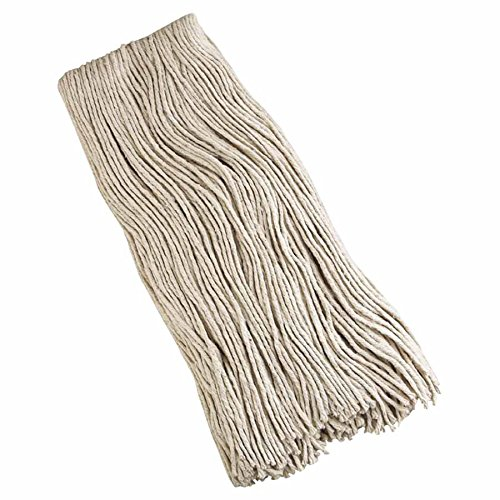 Cotton Saddle Mop Heads, 32 oz, For Wingnut; Quickway; Big Jaw Handles (13 Pack)