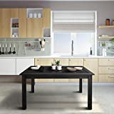 Casual Home SoHo Rectangular Wooden Tempered