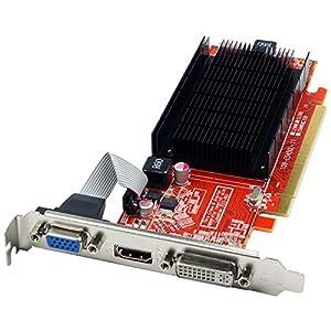 VisionTek Radeon 5450 1GB DDR3 (DVI-I, HDMI, VGA) Graphics Card - 900358