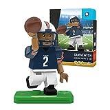 NCAA Auburn Tigers Cam Newton Gen 2 Player Mini Figure, Small, Black