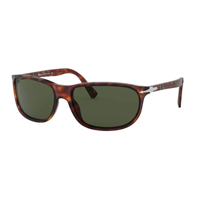 Persol 0PO3222S Gafas de sol, Havana, 62 para Hombre: Amazon ...