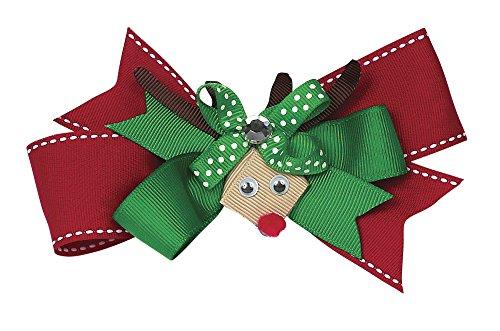 Bearington Baby Christmas Reindeer -