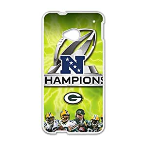 NFL durable fashion practical unique Cell Phone Case for HTC One M7