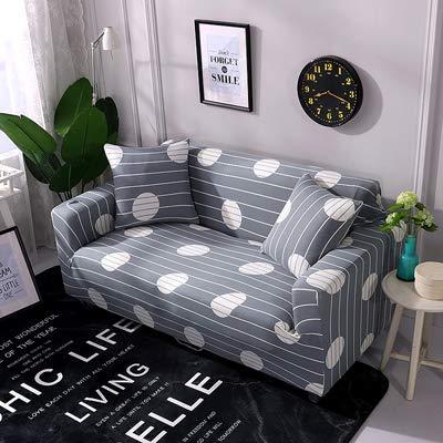 XGM GOU - Funda elástica Universal para sofá con patrón de ...