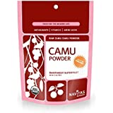 Navitas Naturals Organic Raw Camu Camu Powder, 3-Ounce Pouches