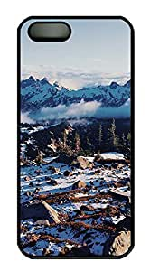 Case For Sam Sung Galaxy S5 Mini Cover landscapes nature snow 11 PC Custom Case For Sam Sung Galaxy S5 Mini Cover Cover Black