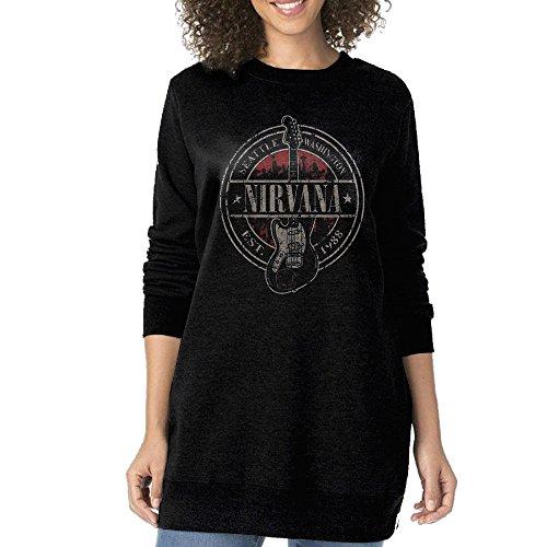 Buy nirvana long sleeve dress - 7