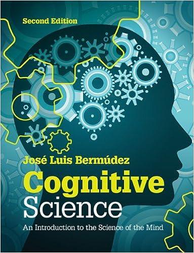 Cognitive Science Jose Luis Bermudez Pdf Printer