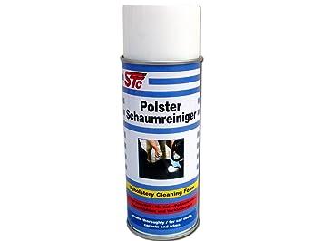 Stc Polsterschaum Reiniger 400 Ml Spray Polsterreiniger Schaum