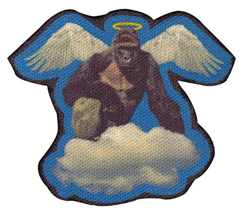 Harambe-Gorilla-Angel-Printed-Tactical-Morale-Patch