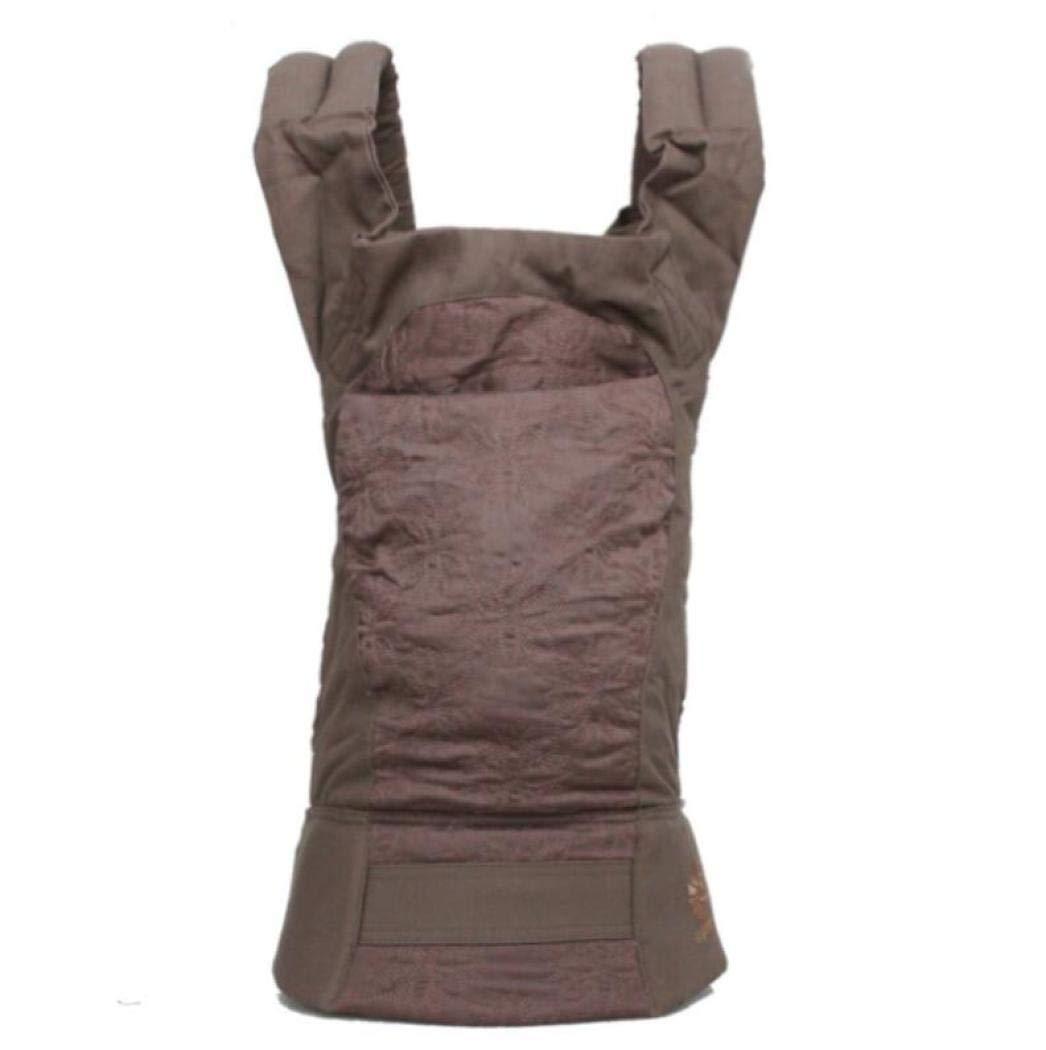 Atmungsaktive Soft Carrier, Ergonomische Babytrage, Atmungsaktive Multi-Funktion, Babytrage für die Taille, Komfortabel und Ergonomisch,Khaki