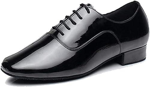 men dance shoes latin jazz chacha ballroom salsa tango modern samba dancing wear