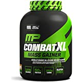 MusclePharm Combat XL Mass Gainer Powder, Chocolate Peanut Butter, 6 Pound