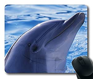 Design Playful Dolphin Mouse Pad Desktop Laptop Mousepads Comfortable Office Mouse Pad Mat Cute Gaming Mouse Pad by mcsharks