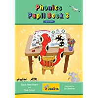 Jolly Phonics Pupil Book 3 (Colour Edition) in Print Letters (Jolly Learning)