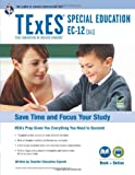 TExES Special Education EC-12 (161), Research and Education Association Editors, 0738611417