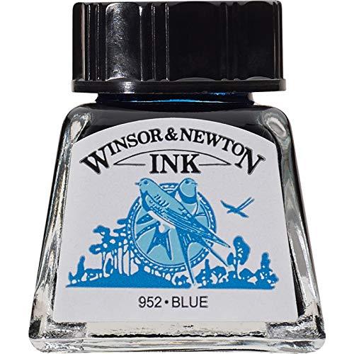 Tinta para Desenho Winsor & Newton 014 ml Azul 1005032
