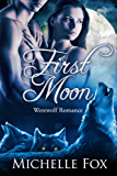 First Moon (New Moon Wolves 1) BBW Werewolf Romance