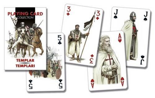 Templar Playing Cards pdf epub