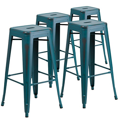 Blue Bar Stools Bar Stools