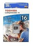 Toshiba Microsdhc 16gb Exceria 95mb Class 10