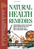 img - for Natural Health Remedies: An A-Z Family Guide book / textbook / text book