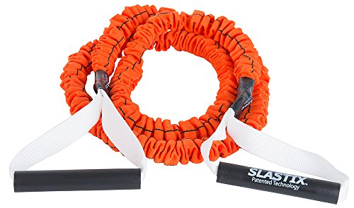 STROOPS 48'' Slastix Toner - Very Light Resistance - Orange/White by STROOPS
