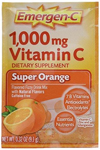Alacer Emer'gen C Super Orange